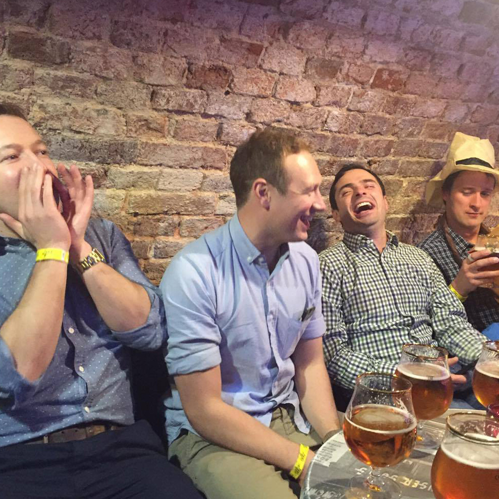 Guided Bar Crawl in Riga for Stag Party