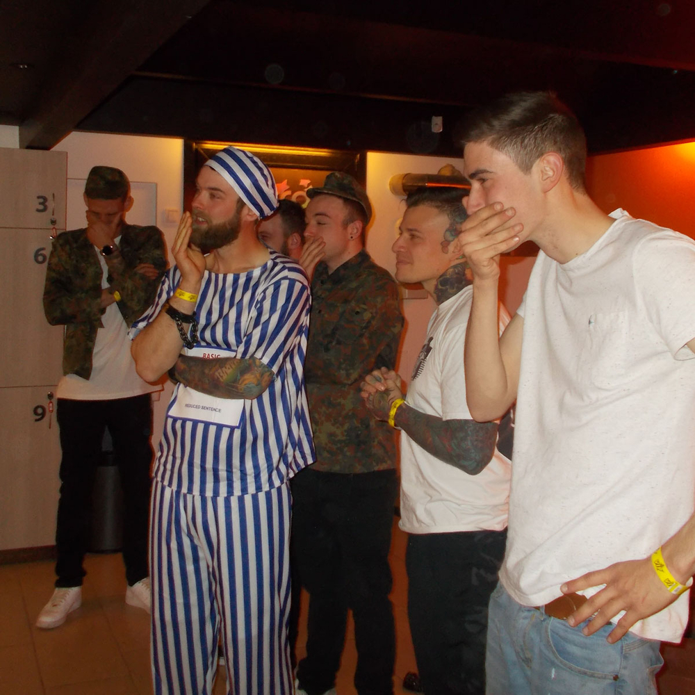 Escape-A-Room quest in Riga for Stag Party